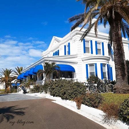 バミューダ島ローズドンホテル